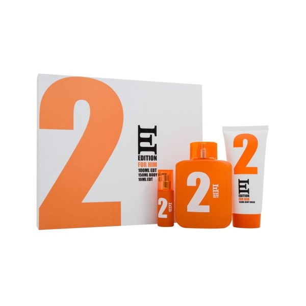 Jigsaw e edicion for him 2 eau de toilette 100ml vaporizador + eau de toilette 10ml + gel de baño 150ml
