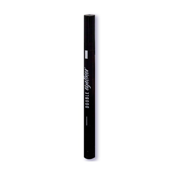 Magic Studio Double eyeliner negro
