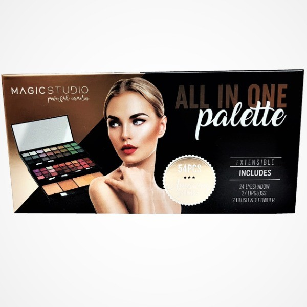 Magic Studio All In One Palette 54 piezas